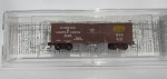 Nn3 Micro Trains  Florence & Cripple Creek box car #545