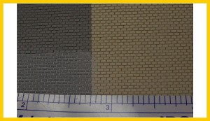 4706 Concrete Blocks (With Adhesive Back)