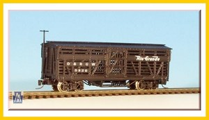ASP-30097-RTR Stock Car Number 5820 Nn3 Brass