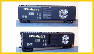 Nscale.org Boxcar